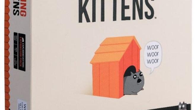 Barking Kittens 3rd Exploding Kittens Expansion