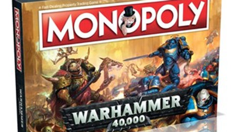 Monopoly Warhammer 40000 edition