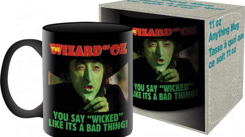 The Wizard of Oz Coffee Mug You Say Wicked Like It's a Bad Thing