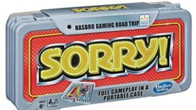 Sorry Road Trip
