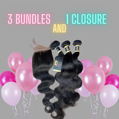 Bundle+Closure Deal