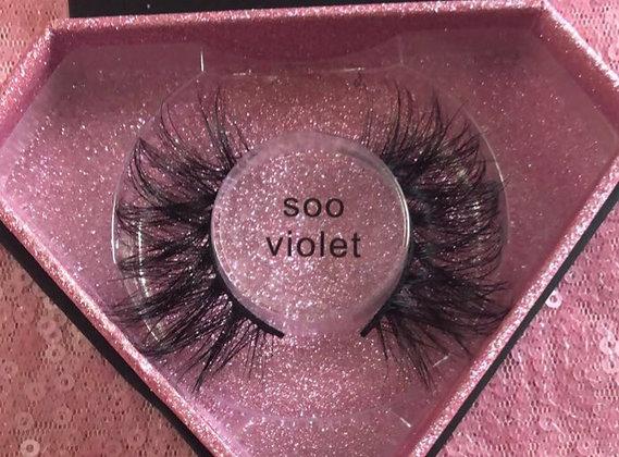 Soo Violet (soft dramatic)