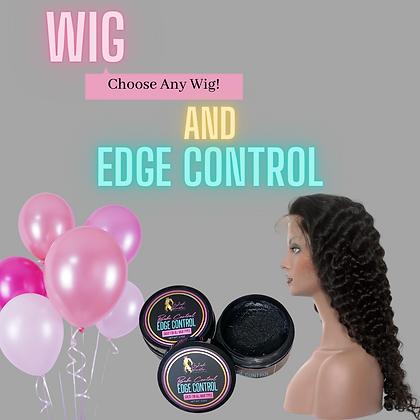 Wig+Edge Control