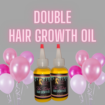 Double Hair Growth Oil