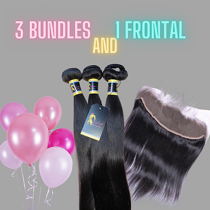 Bundle+Frontal Deal