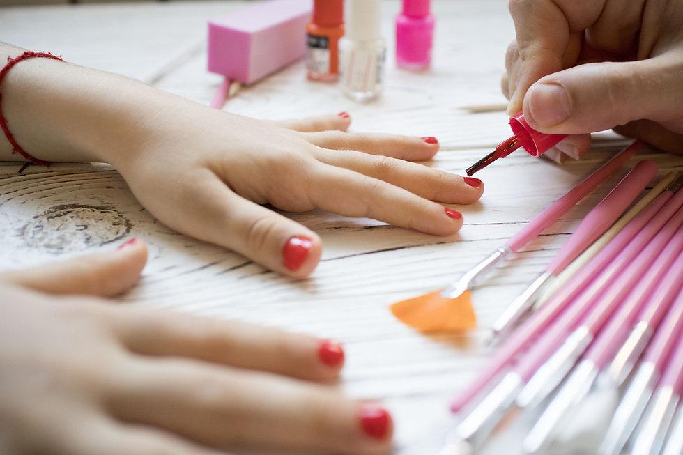 Obtendo Manicure