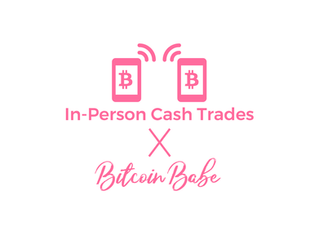 How to Book a Cash Trade with Bitcoin Babe