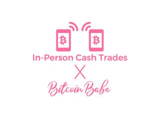 How to Book a Cash Trade with Bitcoin Babe
