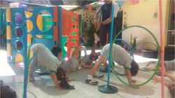 jardin educacion fisica