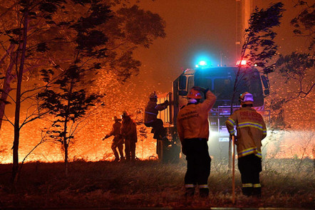 Bitcoin Babe Bush Fire Appeal - Donate Now!