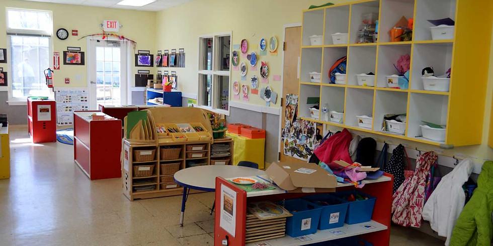 McNeil Preschool Academy Open House