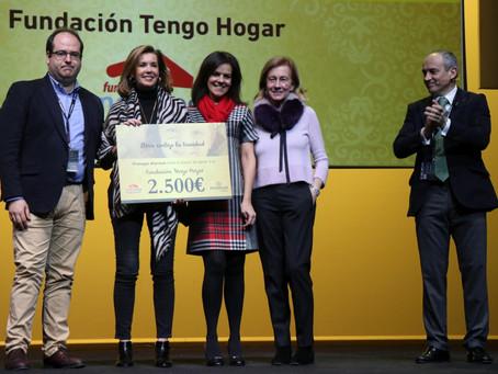 Recibimos un premio de Prosegur