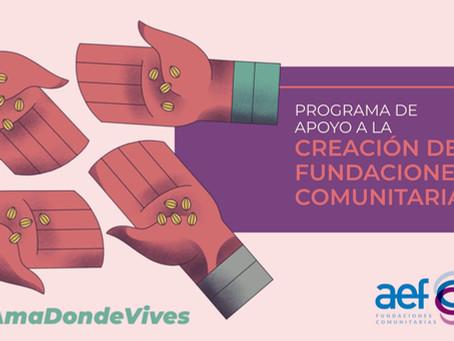 #FundacionesComunitarias