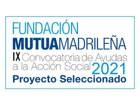 Ayudas Sociales de Fundación Mutua Madrileña