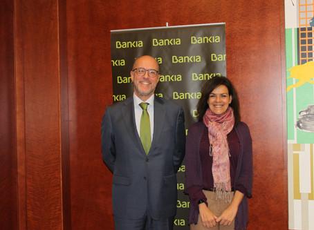 Tercera renovación de nuestro acuerdo con Bankia