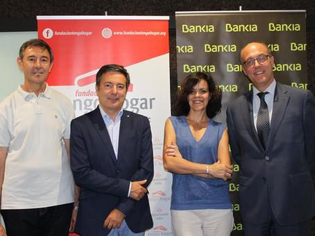 Renovación del convenio con Bankia