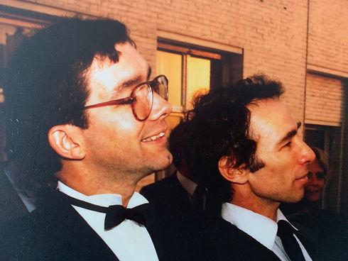 Éric David et Daniel Turp- Bruxelles 19
