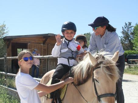 Un día con caballos