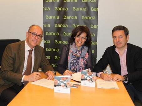 Nuevo acuerdo con Bankia