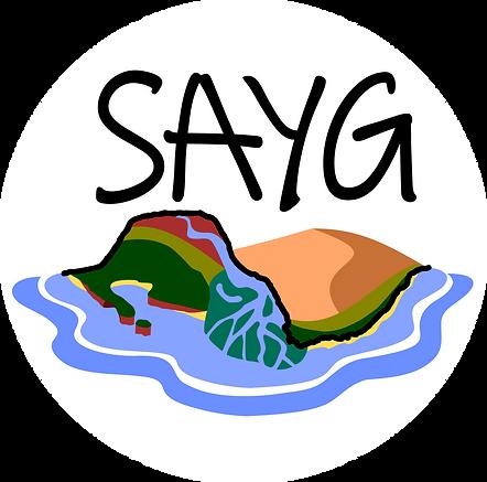 SAYG Logo in a White Circle.png