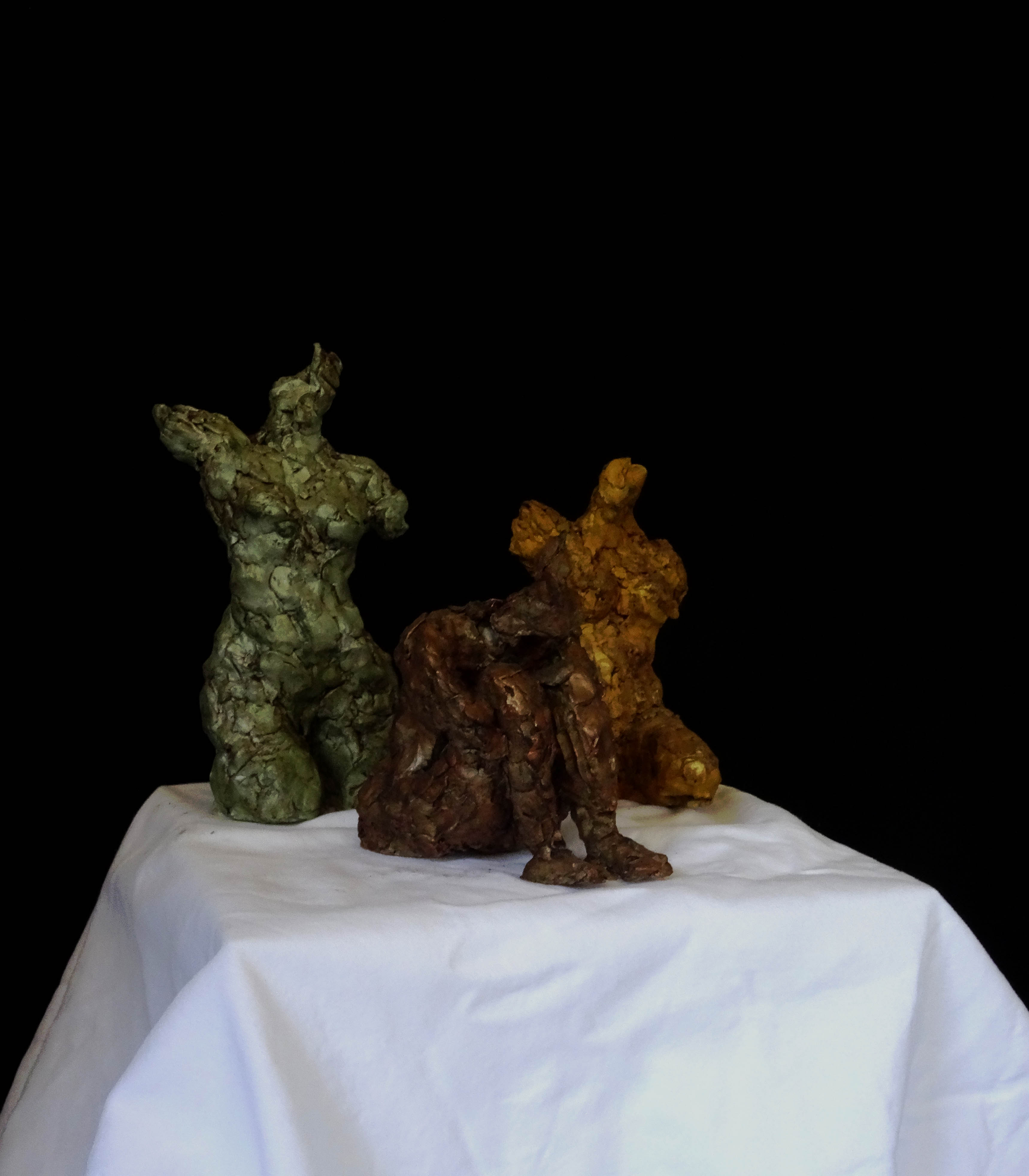 Three Figures of Eve