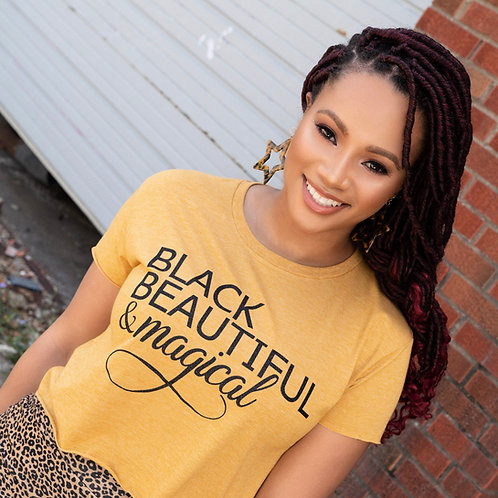 Black Beautiful & Magical