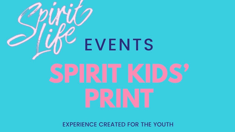 Spirit Kids' Print