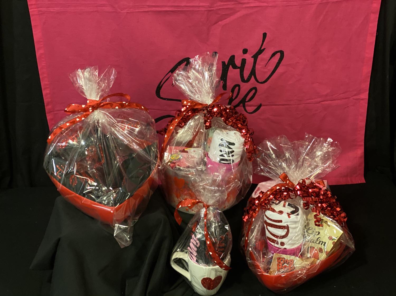 Valentines  Baskets