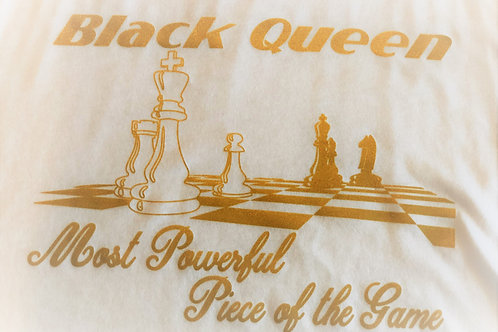 Black Queen... the Powerful Piece of the Game