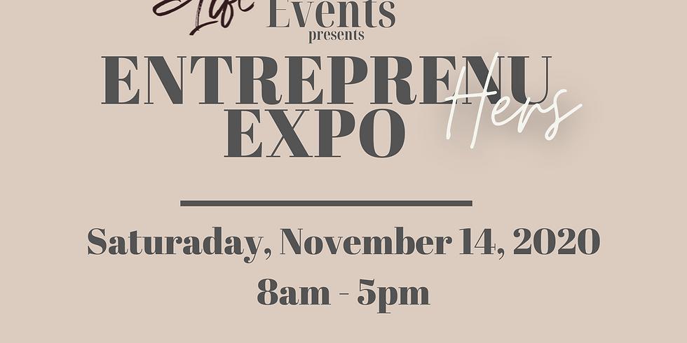 Spirit Life Events EntreprenuHERS EXPO