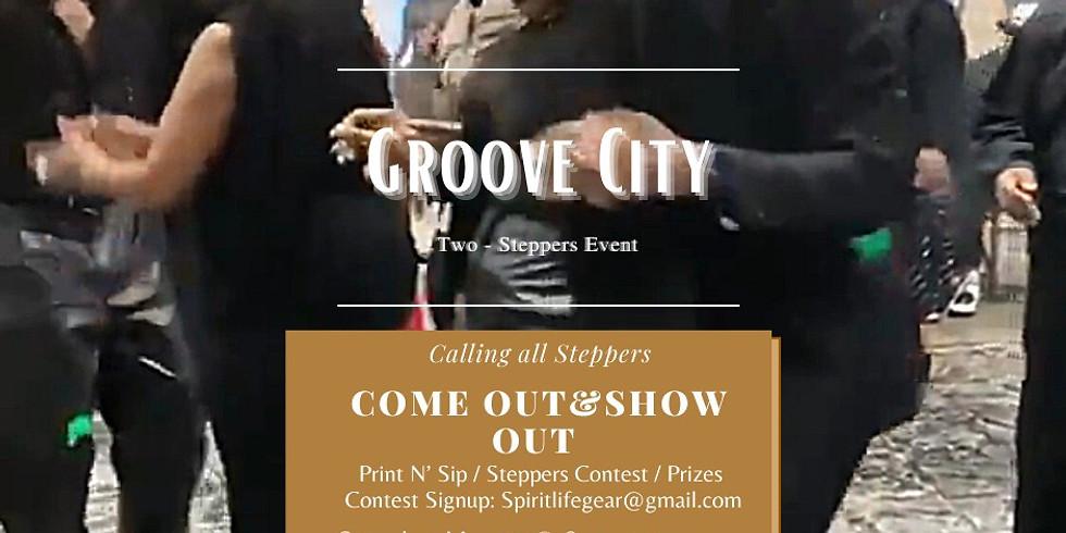 "Spirit Life Events  ""Groove City"""