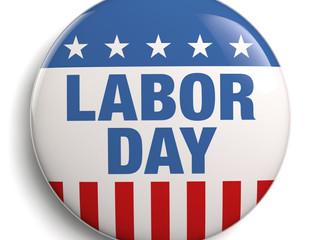Labor Day Office Closure