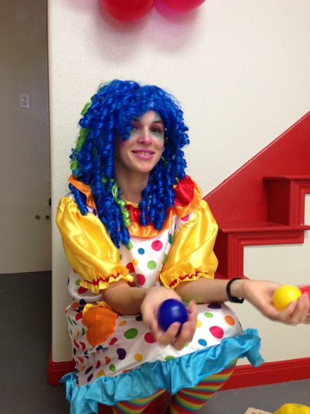 Clown Loko Birthday show