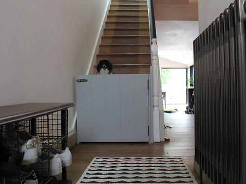 Rustic Handmade Barn Style Pet Gate