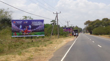 Nippon Paint Asia Cup Campaign - Vaunia Hoarding