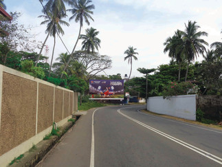 Nippon Paint Asia Cup Campaign - Tangalle Hoarding