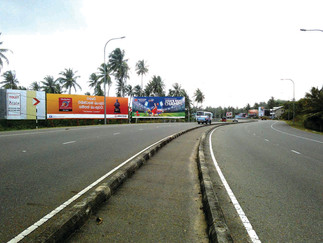 Nippon Paint Asia Cup Campaign - Galle Hoarding