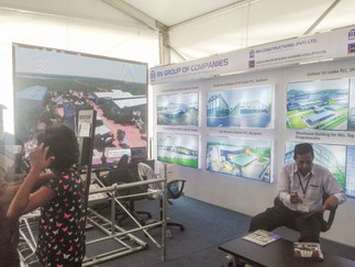 CONSTRUCT 2018 EXHIBITION STALL
