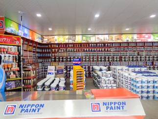Shop Branding @ St Anthony's Hardware - Kurunegala