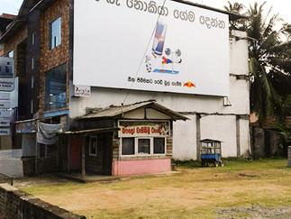 Redbull Hoarding @ Kurunegala