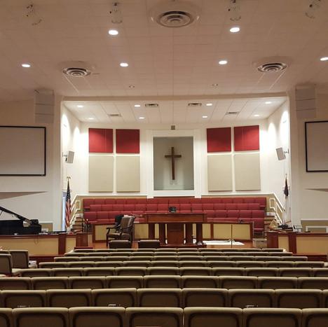 West Jacksonville Baptist Church