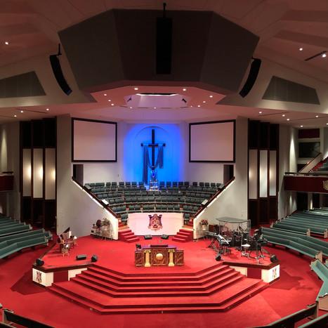 World Overcomers Outreach Ministries Church