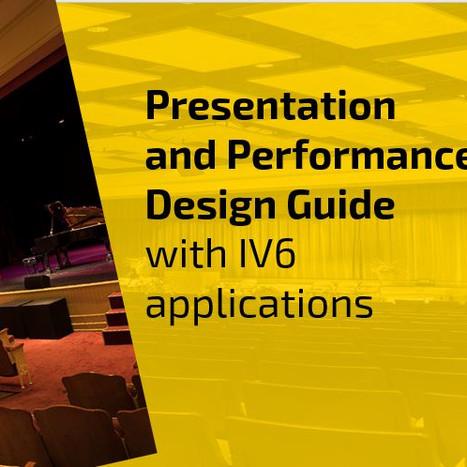 PRESENTATION & PERFORMANCE DESIGN GUIDE