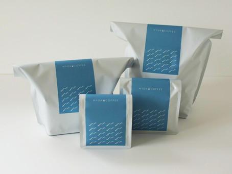 新作コーヒー豆4種、オンラインストアで販売スタート✨