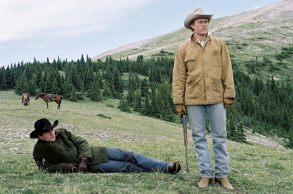 Brokeback Mountain. Imagem: Time Out