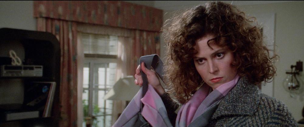 Sigourney Weaver em Ghostbusters (1984)