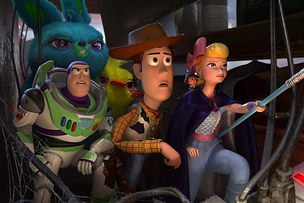 Toy Story. Imagem: Veja
