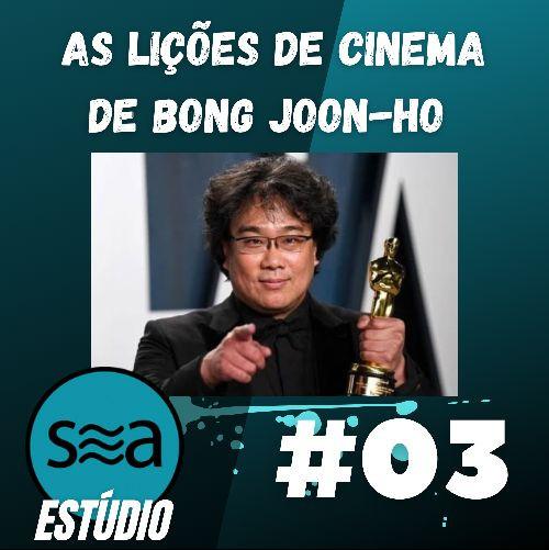 Bong Joon-ho no Estúdio SEA