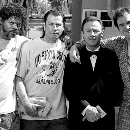 Escrevendo como Tarantino