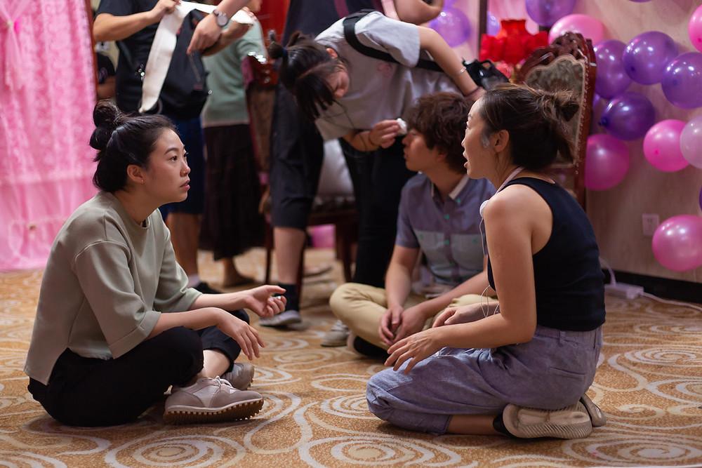 Lulu Wang e Awkwafina